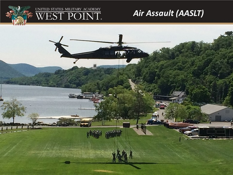Cadet Air Assault