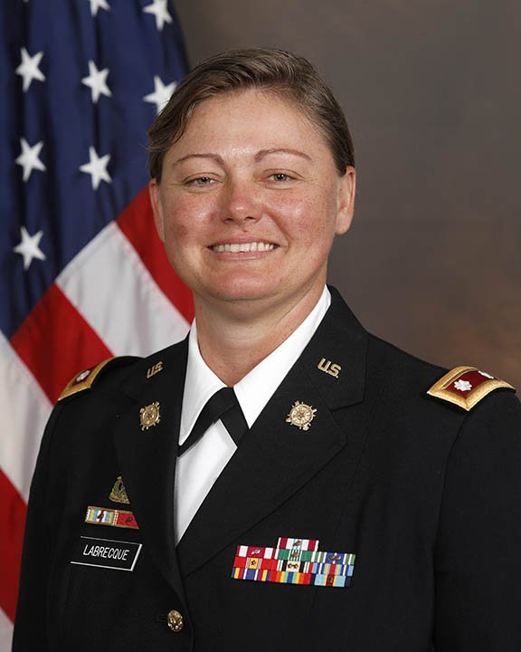 LTC Heather LaBrecque