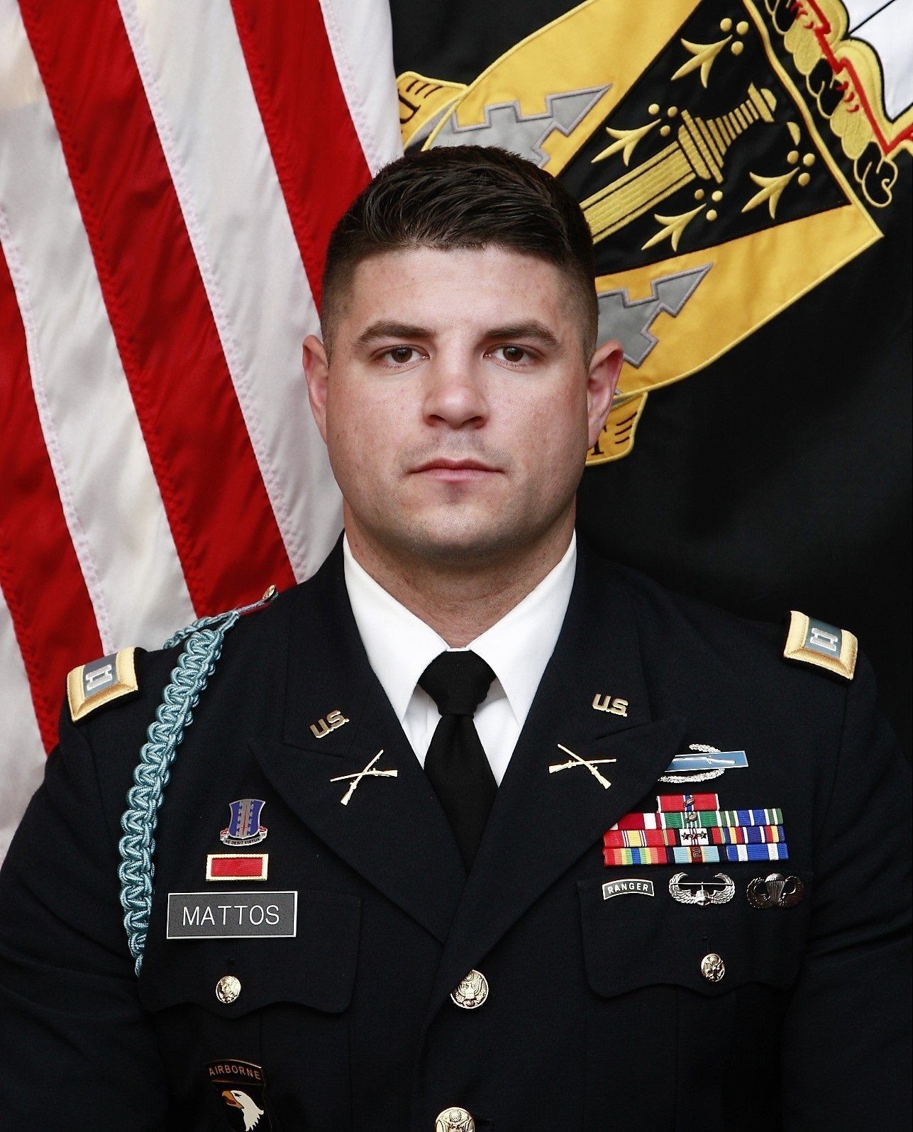 CPT Christopher Mattos, Battalion Tactical Officer