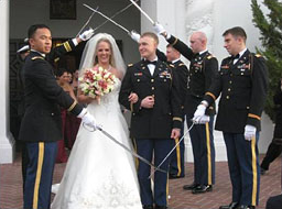 Military Weddings United States Military Academy West Point