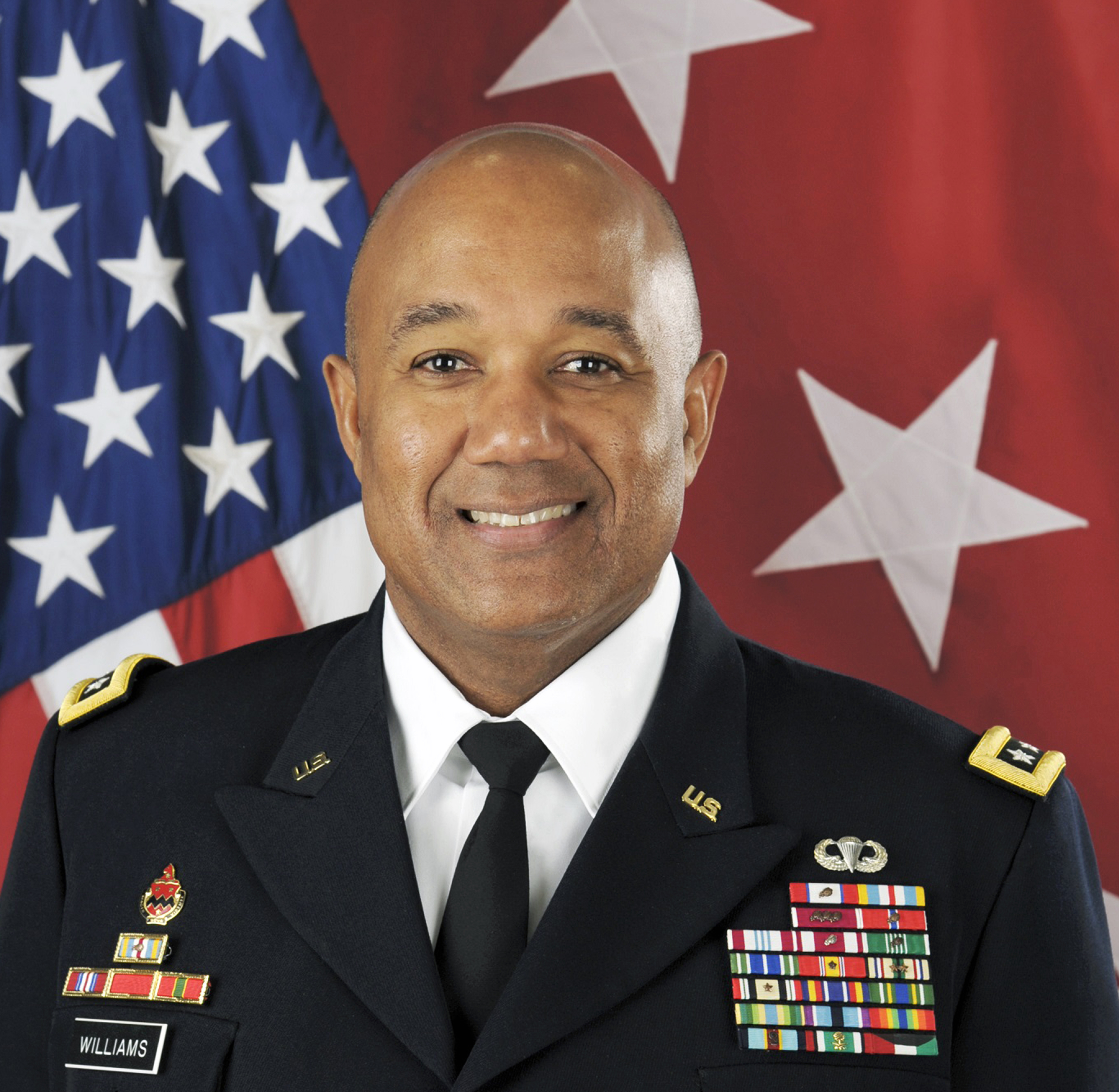 LTG Darryl A. Williams