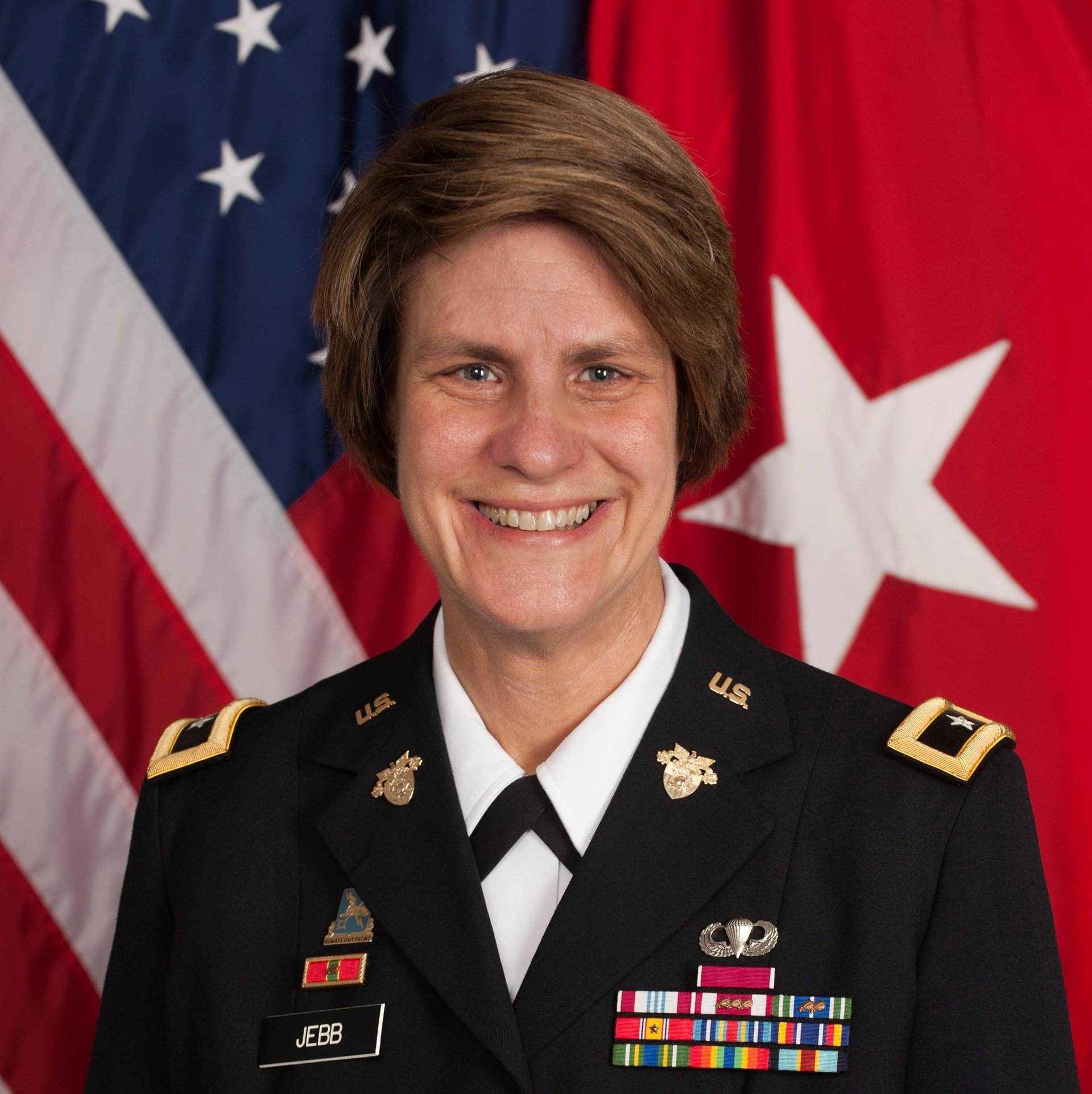 Brigadier General Cindy Jebb