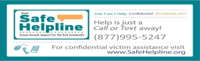 Safe Helpline Logo