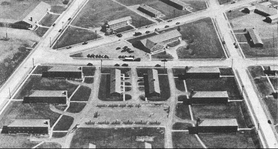 USMAPS at Stewart Army Airfield, 1948. Now known as Stewart Air National Guard Base.>From Media Library>From Media Library