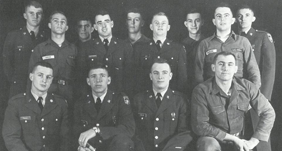 Cadet Candidate Social Committee, USMAPS Class of 1968.>From Media Library