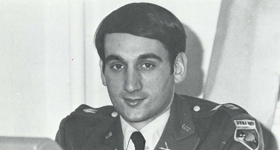 Coach Mike Krzyzewski (Coach K), Head Basketball Coach for Duke University, pictured here while serving as the USMAPS Training Officer, 1974.>From Media Library